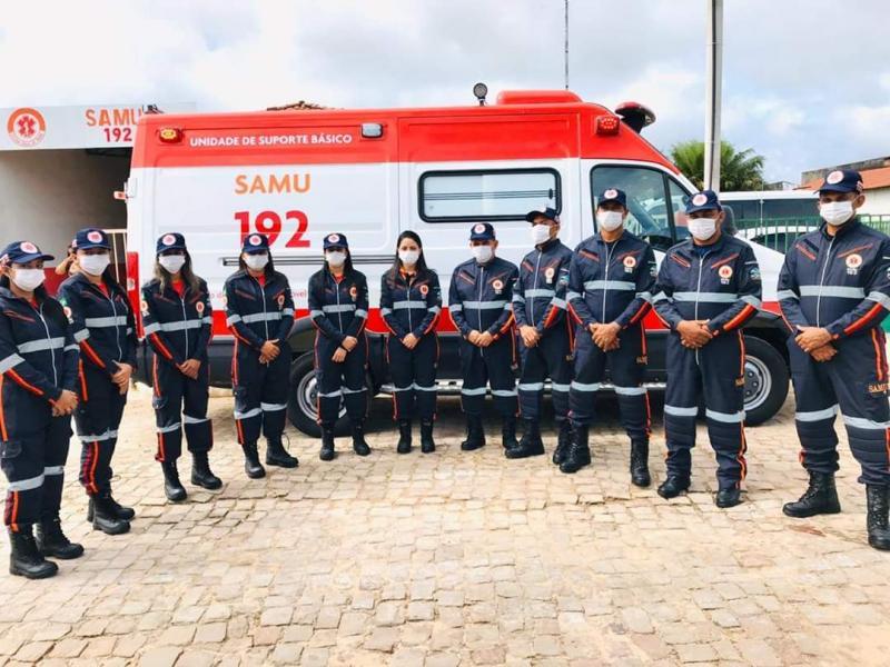 Inaugurada primeira base do SAMU em Porto - PI