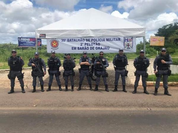 Proibido a entrada de ônibus interestatuais em Barão de Grajaú e Floriano
