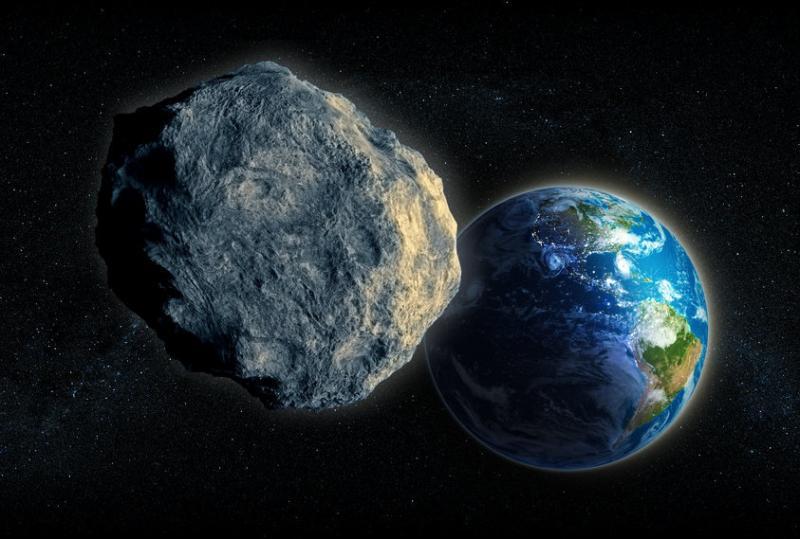 Asteroide passará bem próximo da Terra nesta sexta-feira
