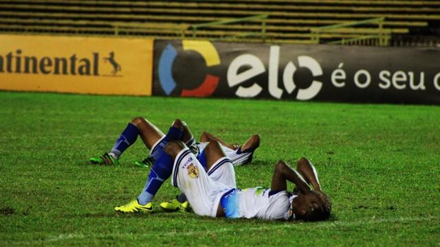 Parnahyba é eliminado da Copa do Brasil e atribui derrota à arbitragem