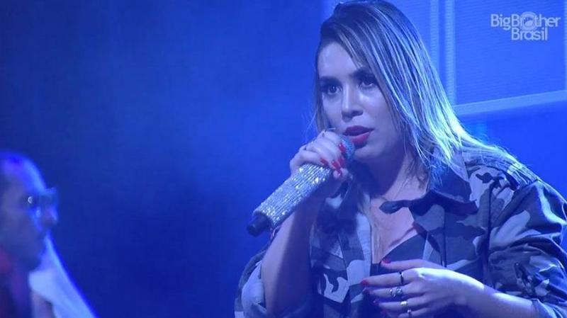 BBB18: Cantora Naiara Azevedo ataca Lucas sobre traição e noiva