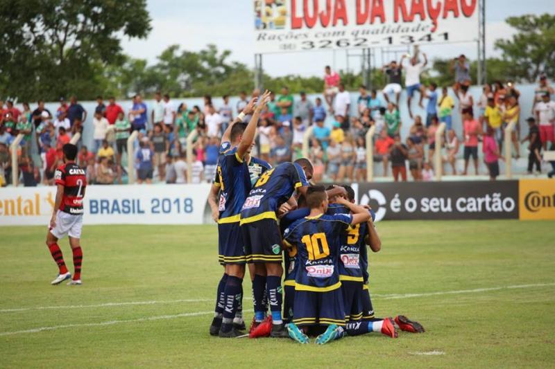 Altos vence Atlético-GO e avança na Copa do Brasil