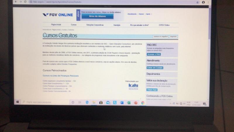 Curso online grátis: veja dez opções para fazer durante a quarentena