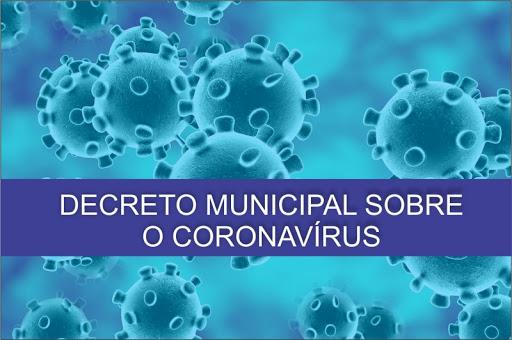 Prefeitura de Corrente baixa Decreto com medidas de combate ao Coronavírus