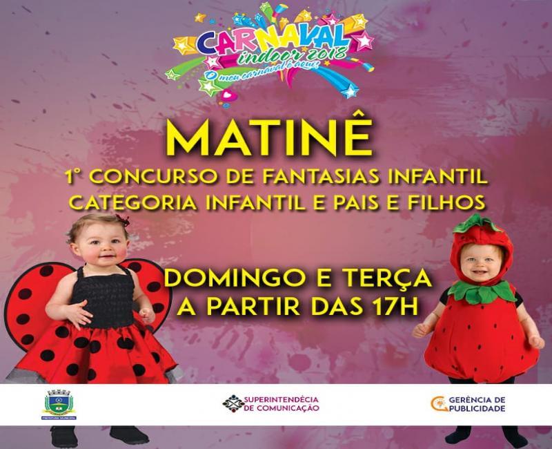Prefeitura realiza primeiro concurso de fantasia infantil em Corrente