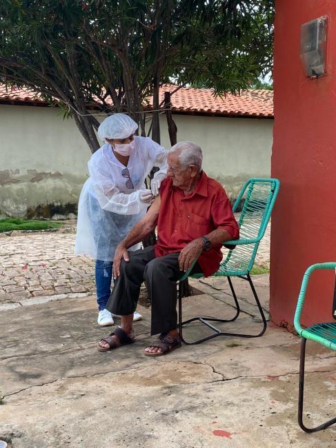 SMS de Francinópolis inicia campanha de vacinação contra gripe (influenza)