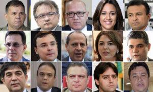 15 secretários de Wellington Dias vão deixar o cargo para serem candidatos
