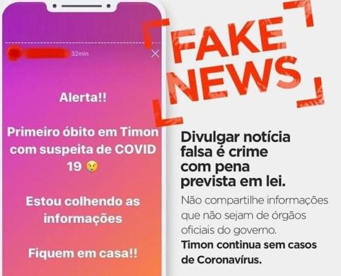 Prefeitura de Timon solicita Retratação Pública após publicação de FakeNews