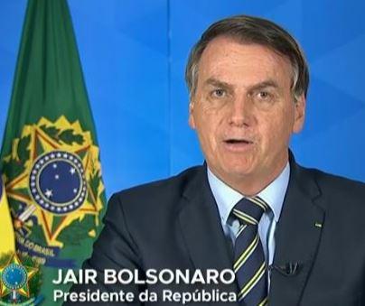 Veja repercussão do pronunciamento de Bolsonaro na TV