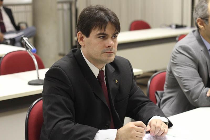 Severo Eulálio assume liderança do MDB na Assembleia Legislativa do Piauí