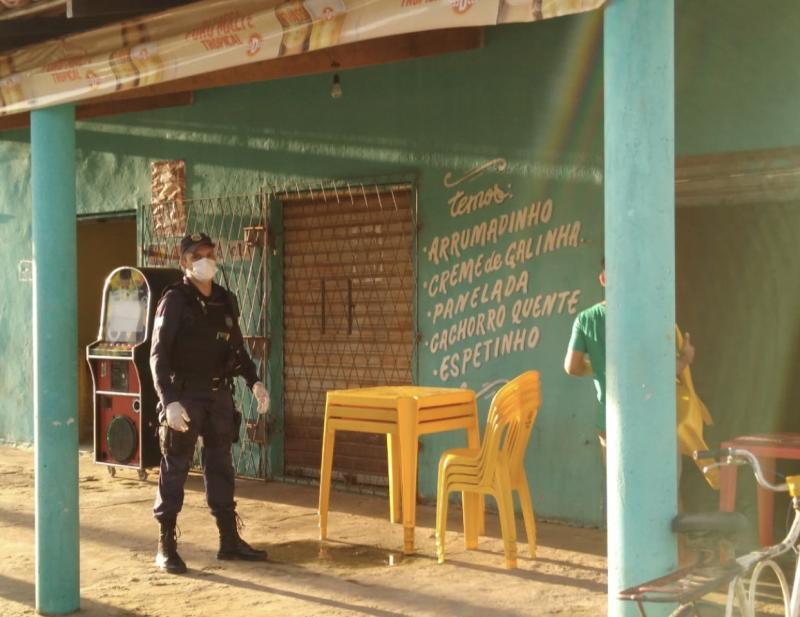 Mais de 950 estabelecimentos são interditados em Teresina