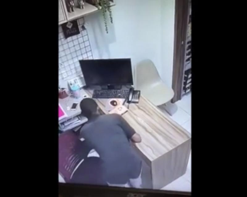Bandidos aproveitam pouca movimentação para realizar roubos