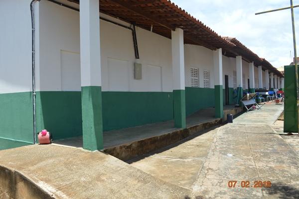 Prefeita Doquinha está fazendo manutenção nas escolas municipais