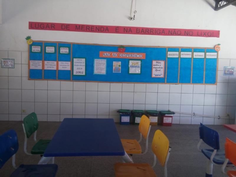 Entidade recorre a mantimentos da merenda escolar para alimentar famílias