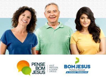 Questionários do Pense Bom Jesus já estão disponíveis para população