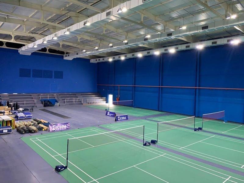 Quadra de badminton da UFPI pode se tornar hospital de campanha