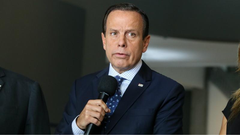 Doria recebe ameaças de morte após trocar acusações com Bolsonaro