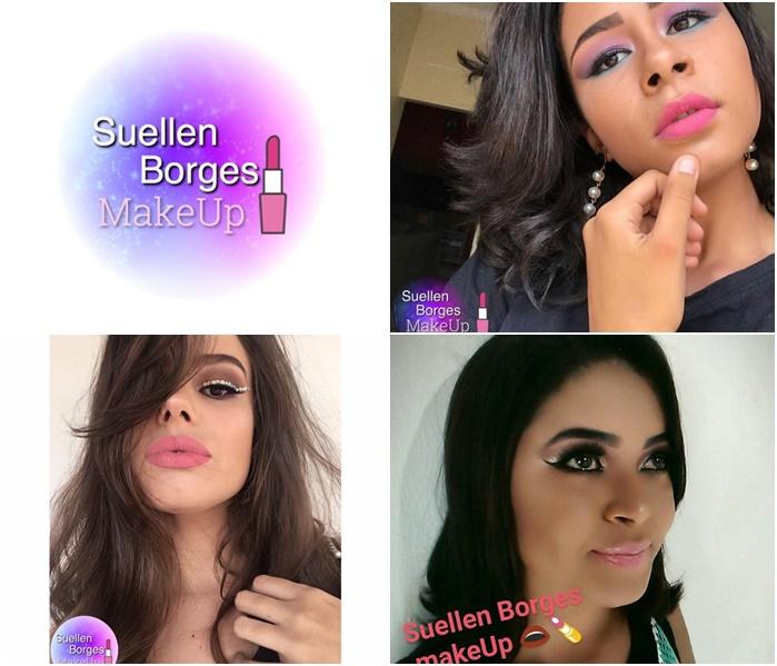 Suellen Borges MakeUp em Gilbués-PI