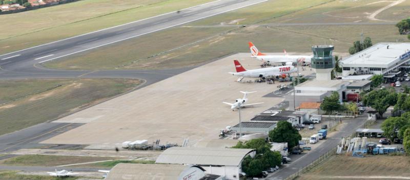 Aviões voltam a atender Teresina e outras cidades brasileiras