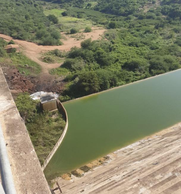 Idepi inspeciona barragens e diz que não há risco de rompimento