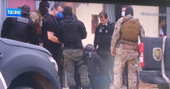 Senarc e Greco prendem acusados de tráfico em Timon