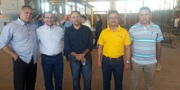 Grupo Telhas Mafrense põe em operação nova Telhamar em Nazária