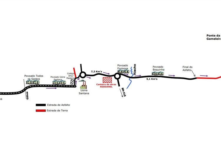 Governo autoriza início das obras da Ponte da Gameleira que vai facilitar o acesso à Pau D'arco