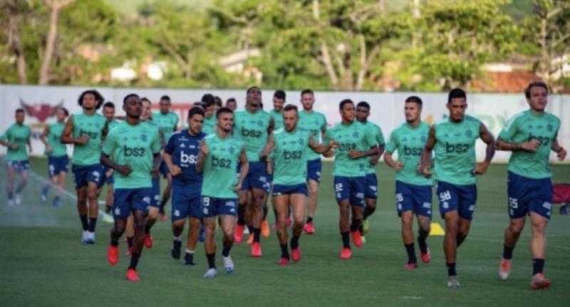 Flamengo concede férias coletivas para elenco profissional até 20 de abril