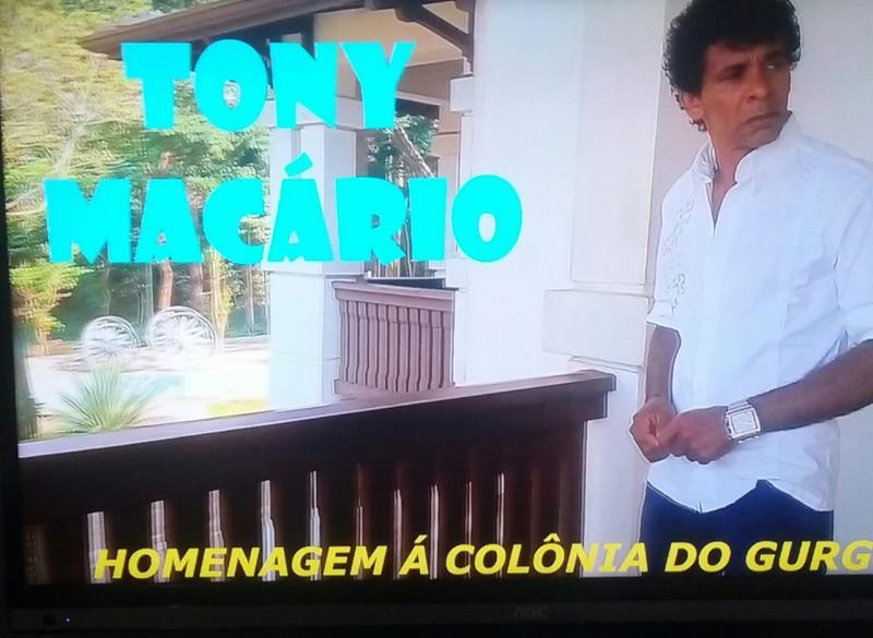 Tony Macário homenageia a Cidade de Colônia do Gurgueia com uma canção
