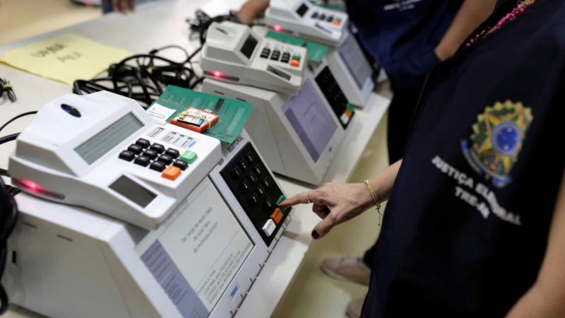 Pandemia afeta cronograma de teste de urnas eletrônicas