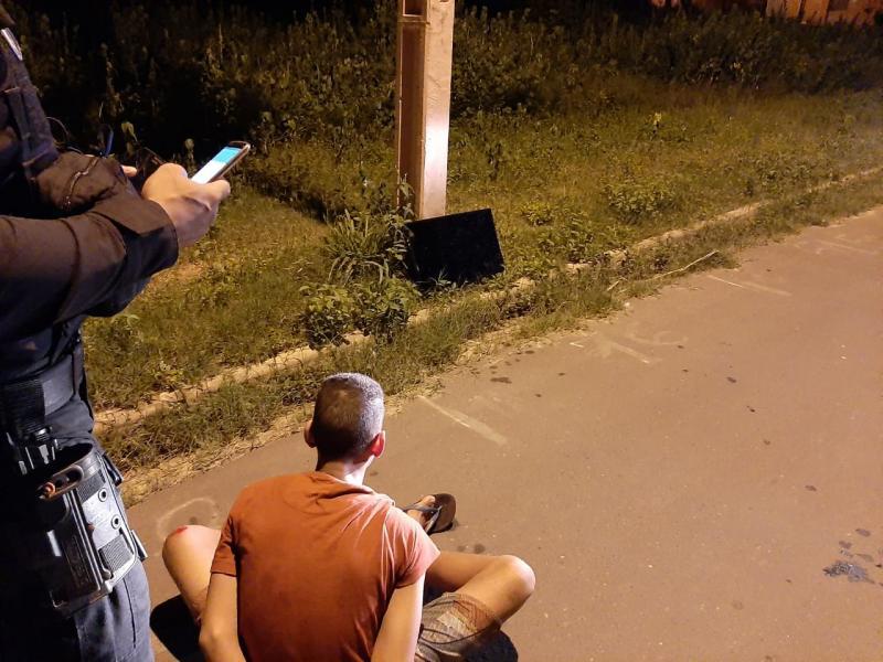 Polícia apreende adolescente suspeito de furtos em Teresina