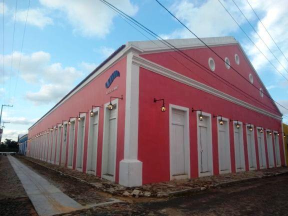 Porto das Barcas, em Parnaíba, é revitalizado e está de cara nova