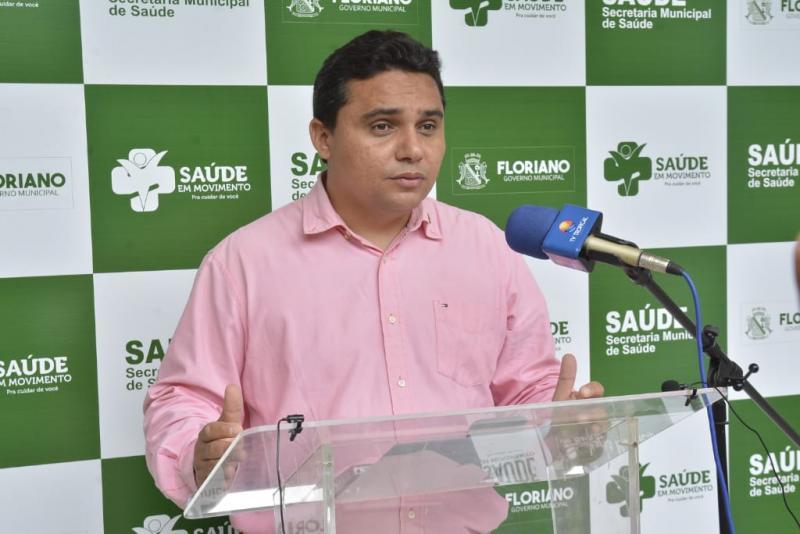Floriano permanece sem casos suspeitos de coronavírus