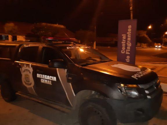 Homem é preso acusado de matar amigo em Luís Correia