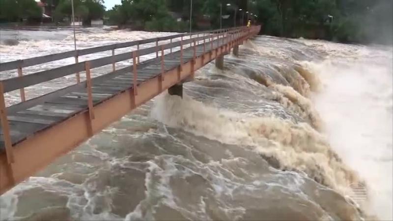 Turista morre afogado no Parque Ecológico da Cachoeira do Urubu