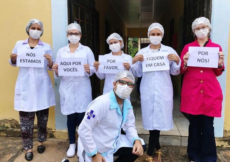 Lagoa de São Francisco: Profissionais da saúde pedem
