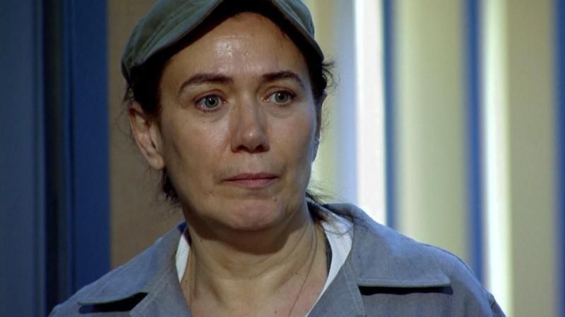 Fina Estampa: Griselda descobre plano de Antenor e fica arrasada