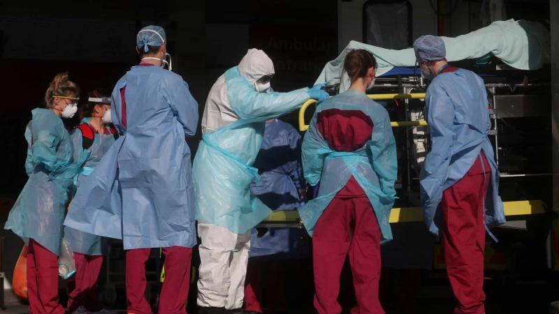Mundo passa de 800 mil casos confirmados do coronavírus