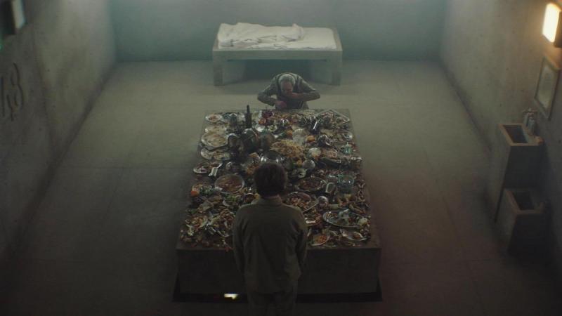 'O Poço': diretor explica o final do filme