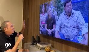 Luis Roberto viraliza ao narrar 'clássico' com saída de Prior do BBB20