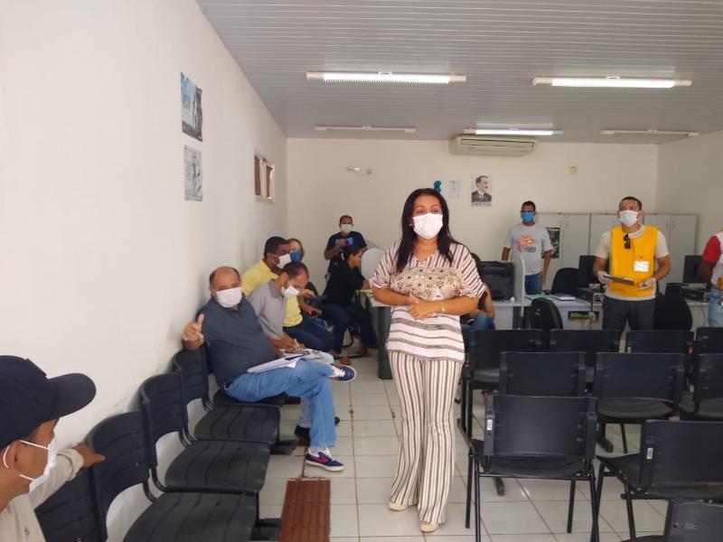 Colônia do Gurgueia | Comitê de enfrentamento de crise do covid-19 se reúne