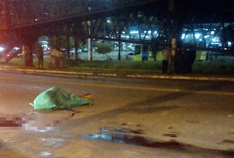 Motorista atropela e mata pedestre na BR 343 em Teresina