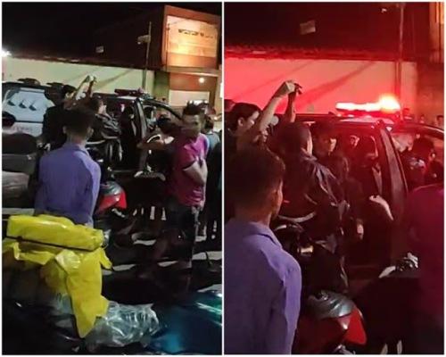 Sgt PM-MA é baleado durante tentativa de assalto no MA