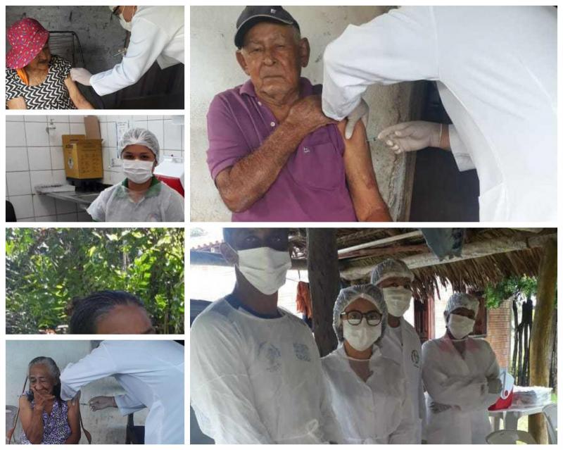 Campo Largo | Inicia campanha de vacinação contra a influenza H1N1