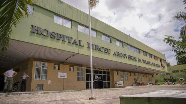 Hospital da PM começa a atuar no atendimento de pacientes com Covid-19