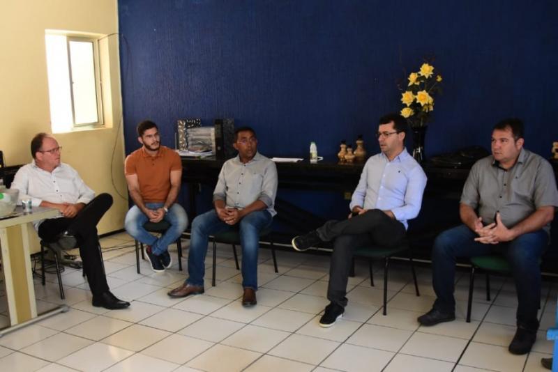 Joel participa de reunião sobre os efeitos do coronavírus na economia