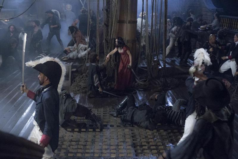 Novo Mundo: Joaquim salva Leopoldina e pede Anna em casamento