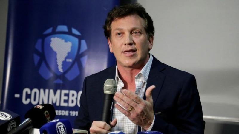 Conmebol sugere realização de jogos sem torcida na Libertadores
