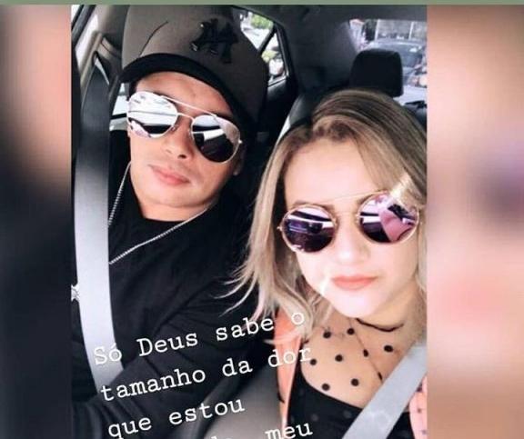Antes de morrer, Paulynho Paixão enviou vídeo para esposa
