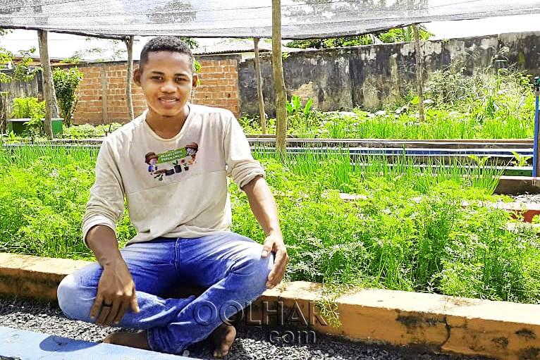 Jovem formado na EFA Cocais participará do prêmio juventude rural inovadora